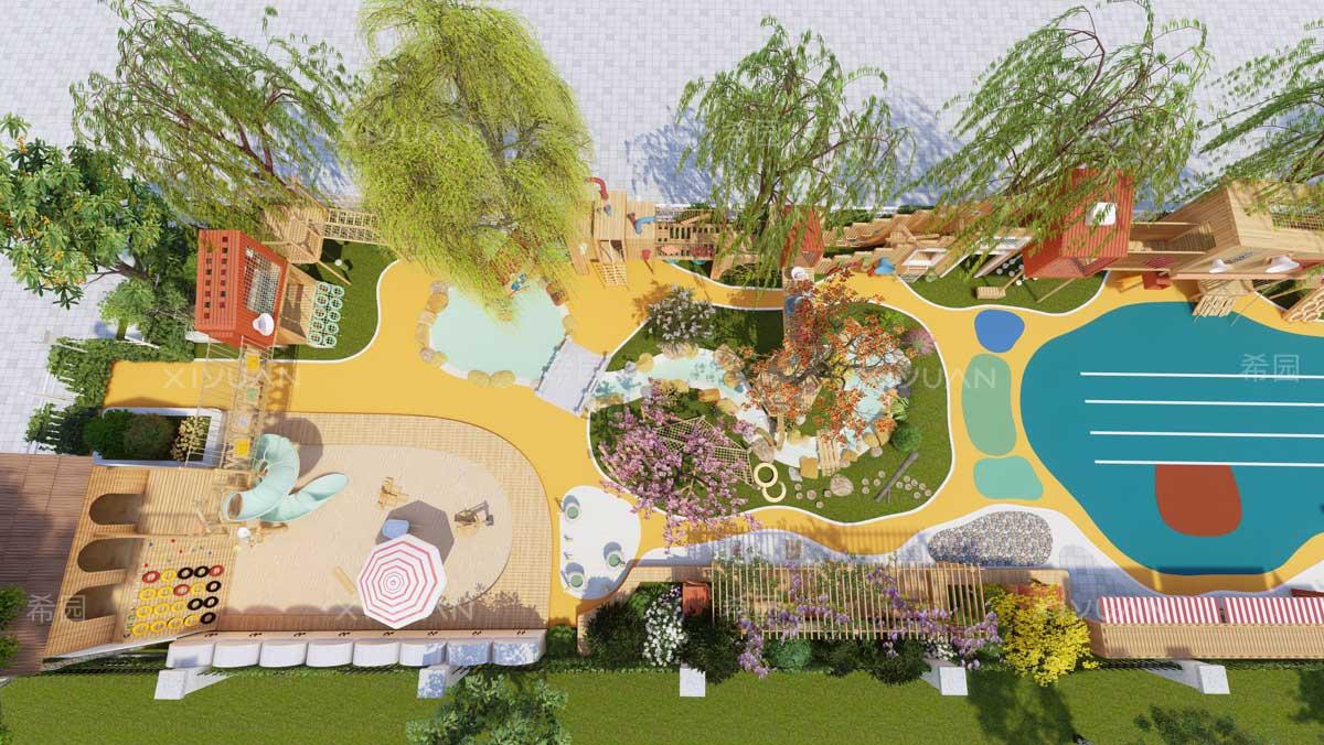 幼儿园设计改造