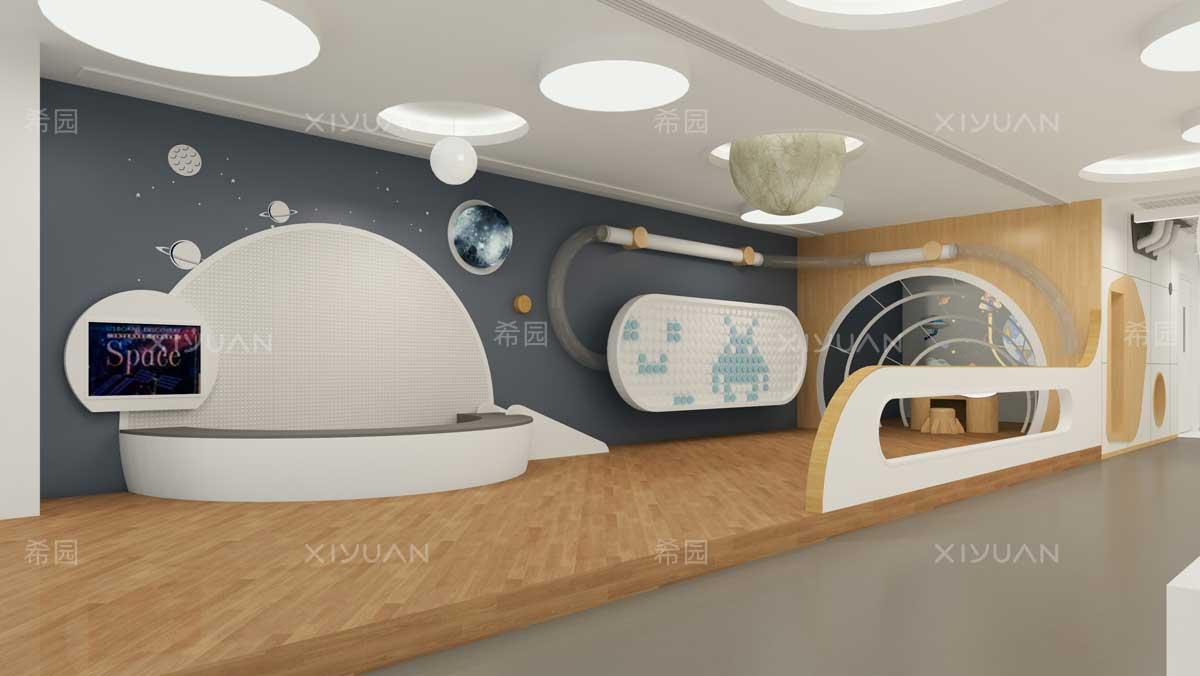 幼儿园天花板设计