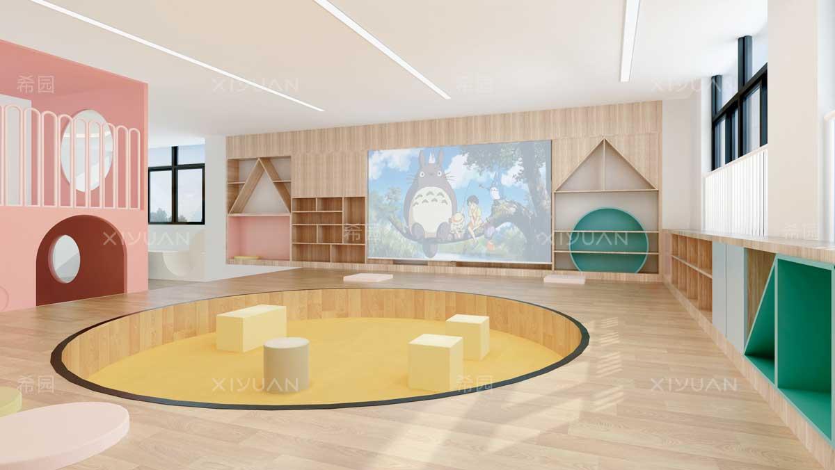 幼儿园创意墙设计