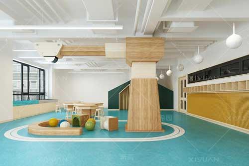 木格空间,纯净世界——湖师大附属德山学校幼儿园