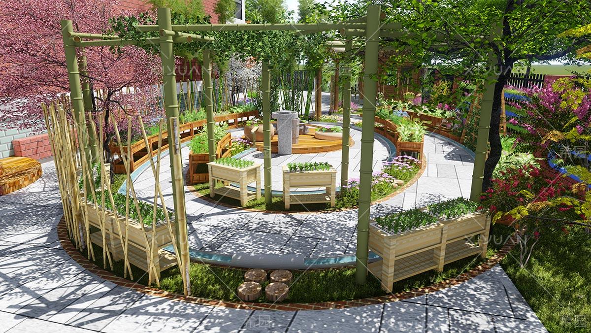 幼儿园环境设计