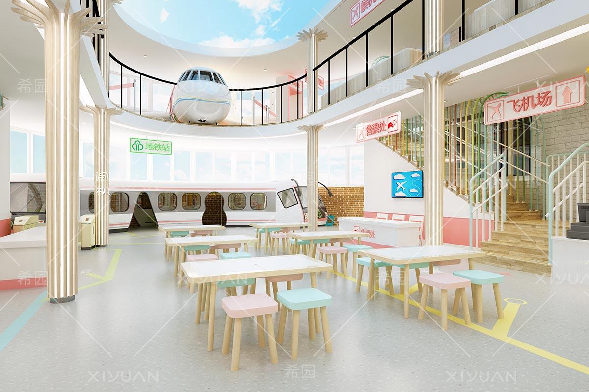 幼儿园设计主题