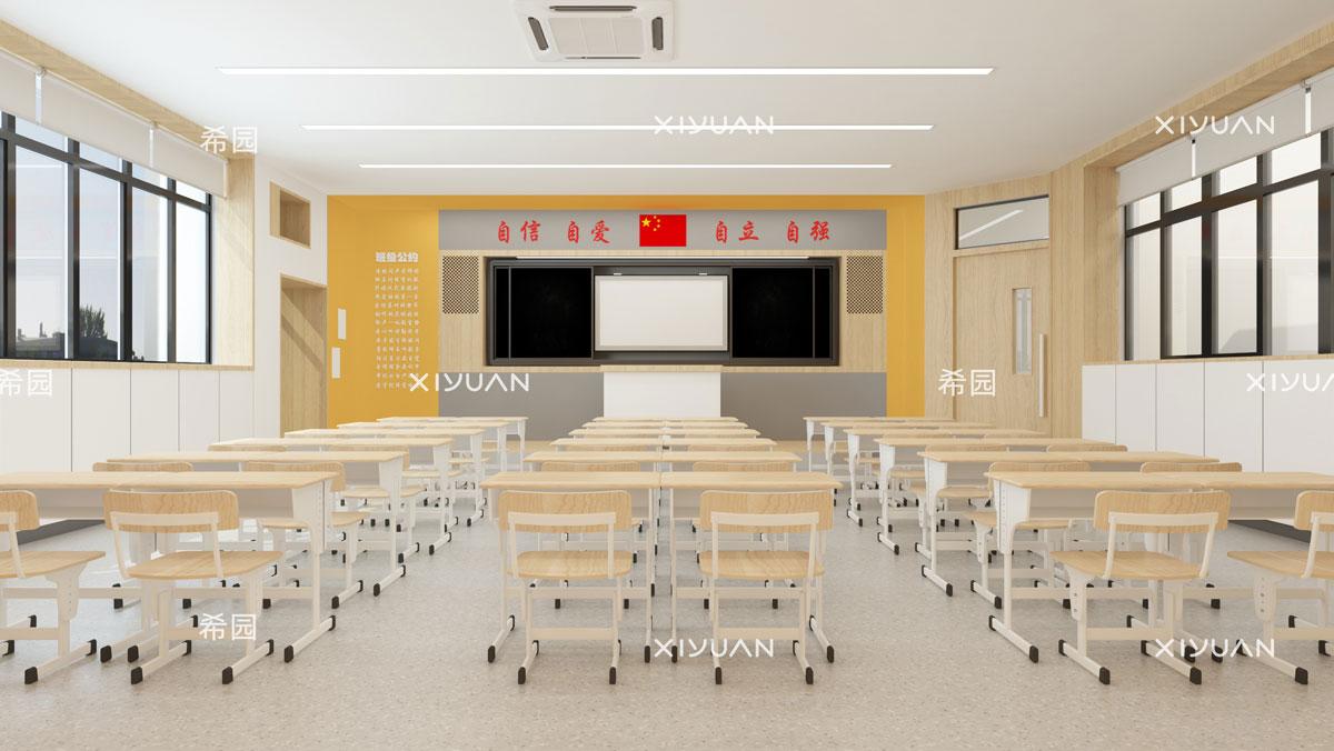 幼儿园设计-教室
