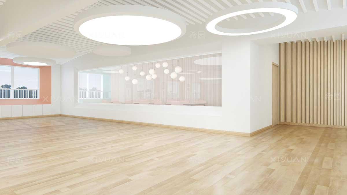 幼儿园灯光设计