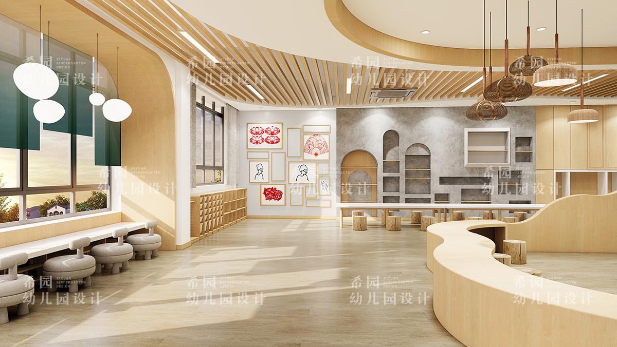 托育中心的墙饰如何设计