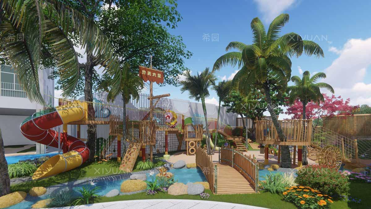 幼儿园景观设计