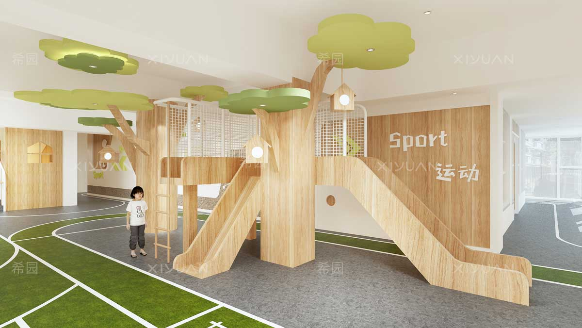 幼儿园设计装修