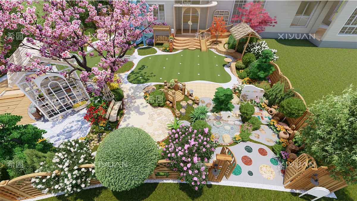 幼儿园室外设计