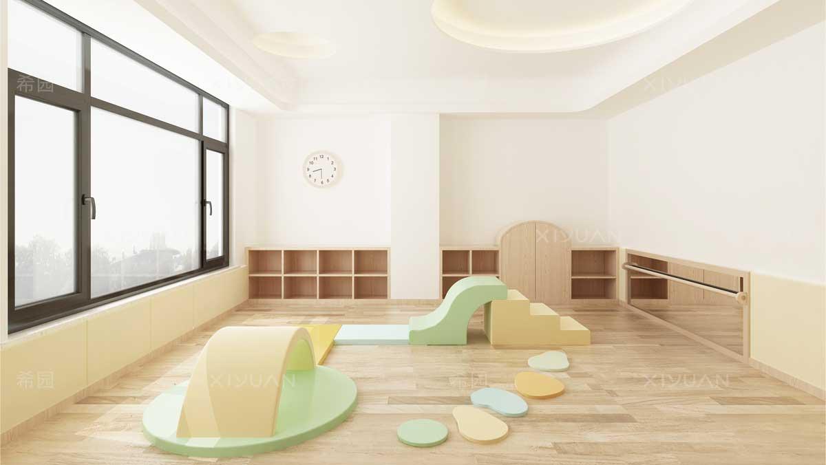 幼儿园亲子教室设计