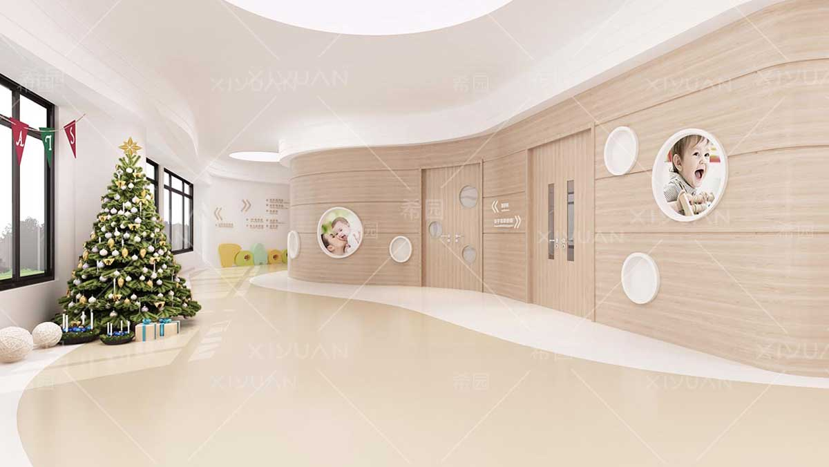 幼儿园室内装修设计