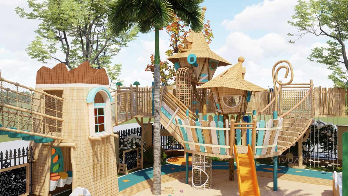 无动力儿童乐园设计