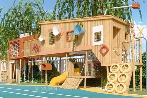 社区幼儿园改造新出路——神木市第