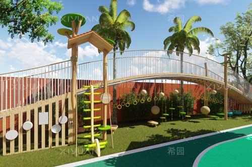 幼儿园场地设计时应该注意这些!