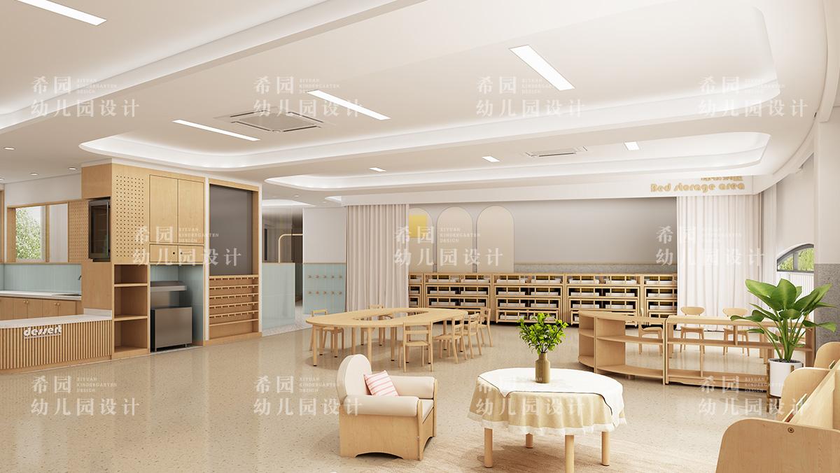 如何设计幼儿园活动室