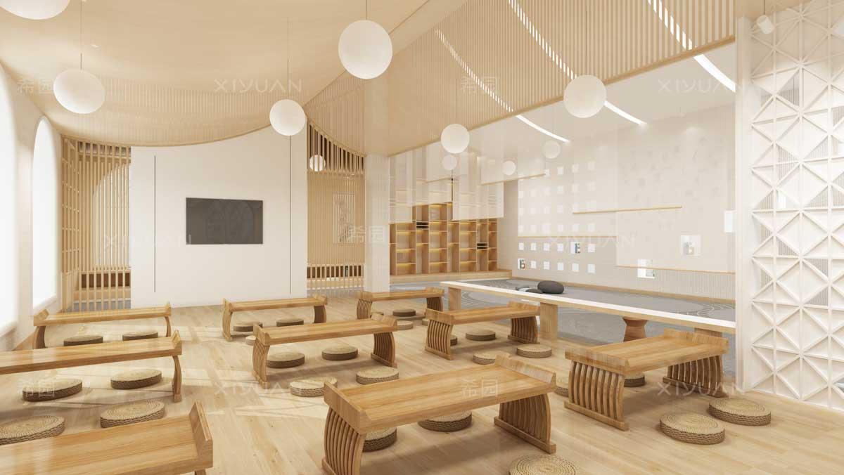 幼儿园国学馆设计