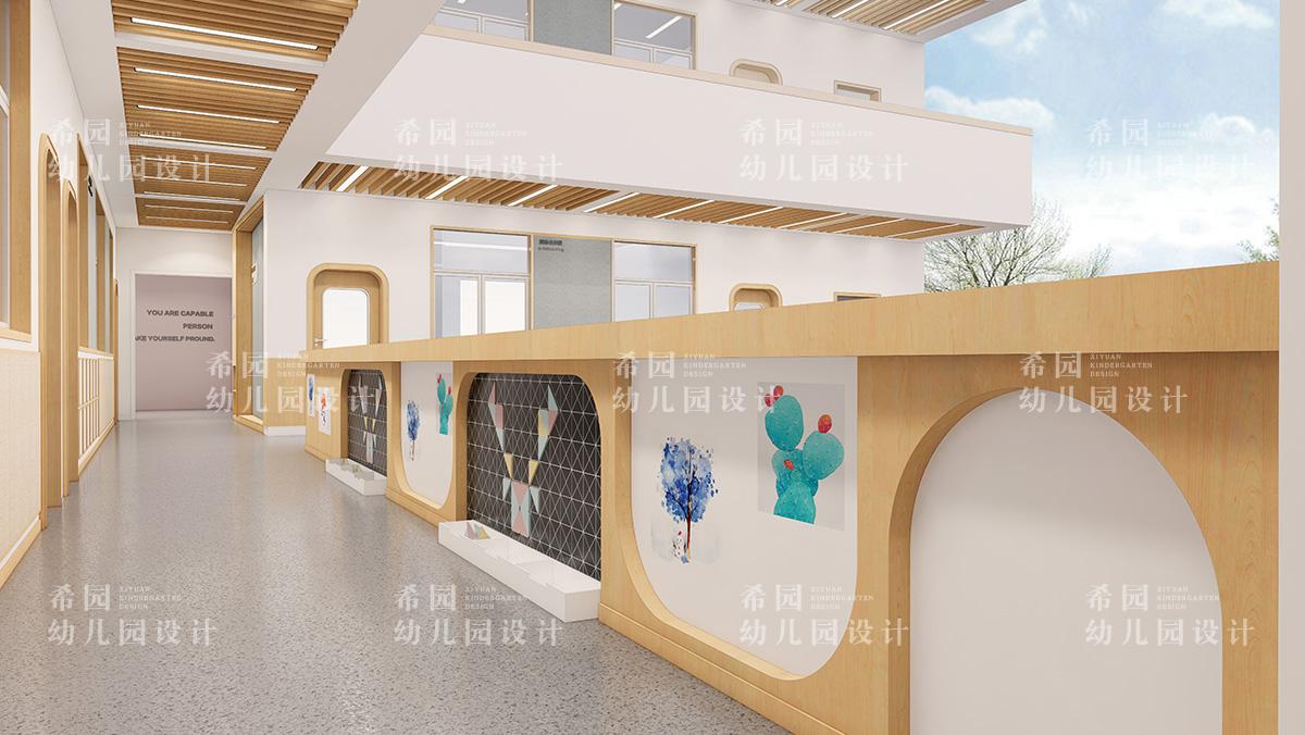 幼儿园过道装饰设计有哪些要点