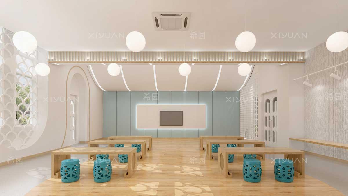 幼儿园设计-亲子早教设计