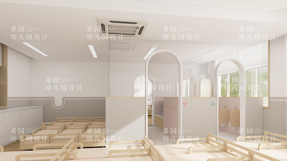 幼儿园休息室的软装设计三大要素