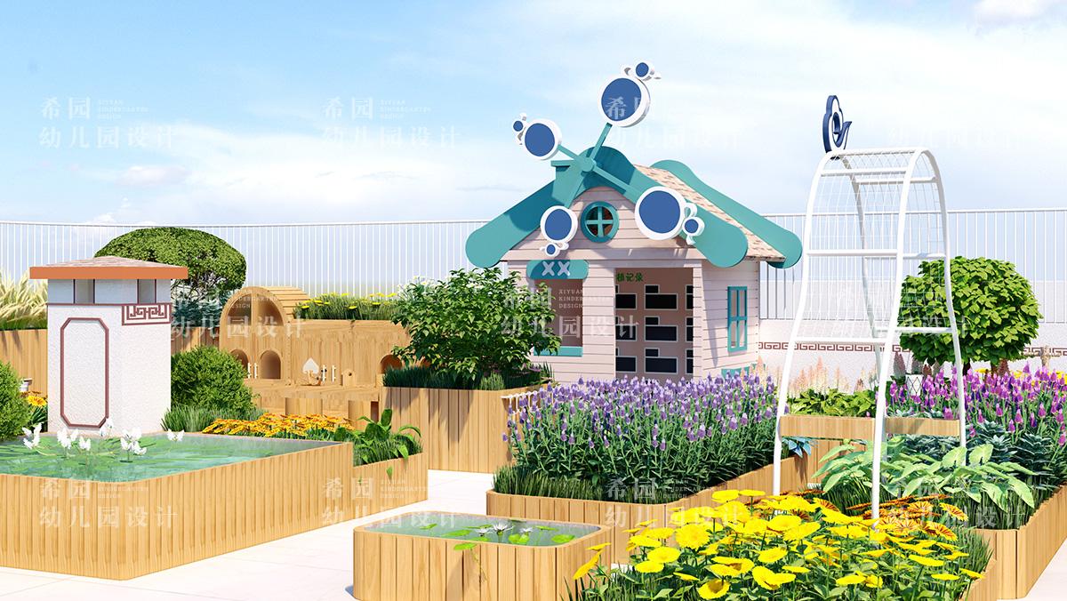 幼儿园户外设计常见问题