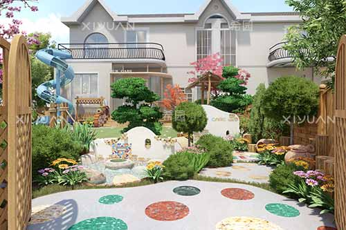 一个播种希望的园——奥凯托育中心
