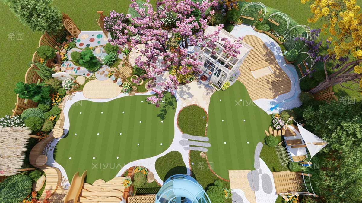 幼儿园空间设计中活动区域如何划分