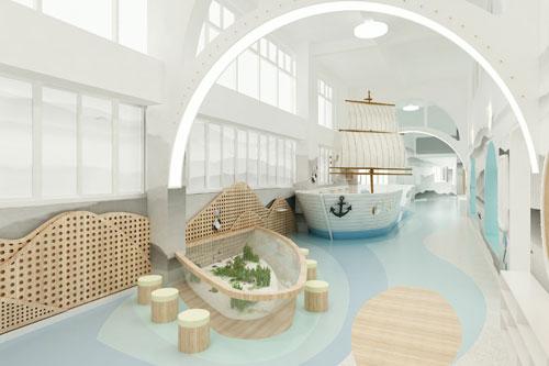 海洋乐园——马尾实验幼儿园