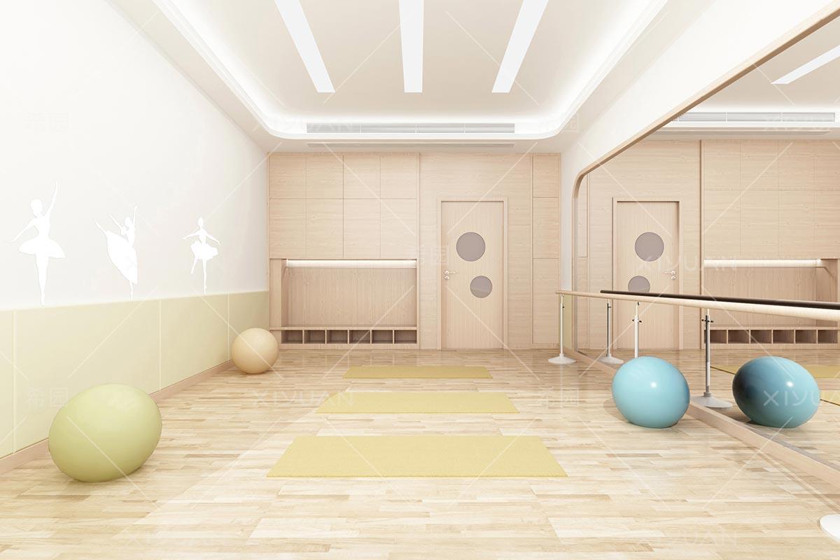 托育活动室、舞蹈教室