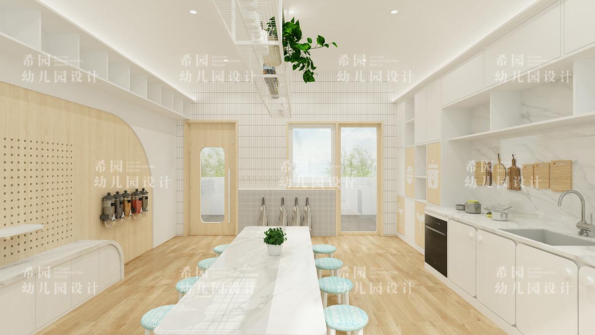 幼儿园厨房应该如何设计更完善