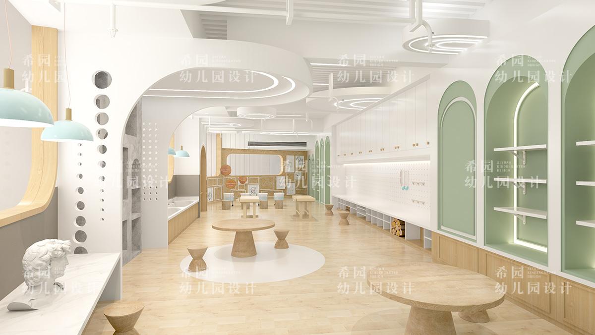 幼儿园环境色彩设计