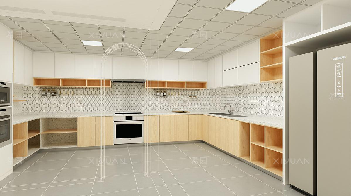 幼儿园厨房设计