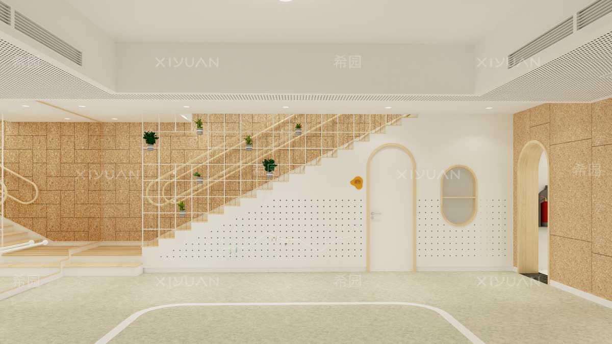 幼儿园栏杆设计