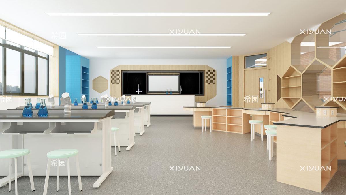 幼儿园设计-科学室