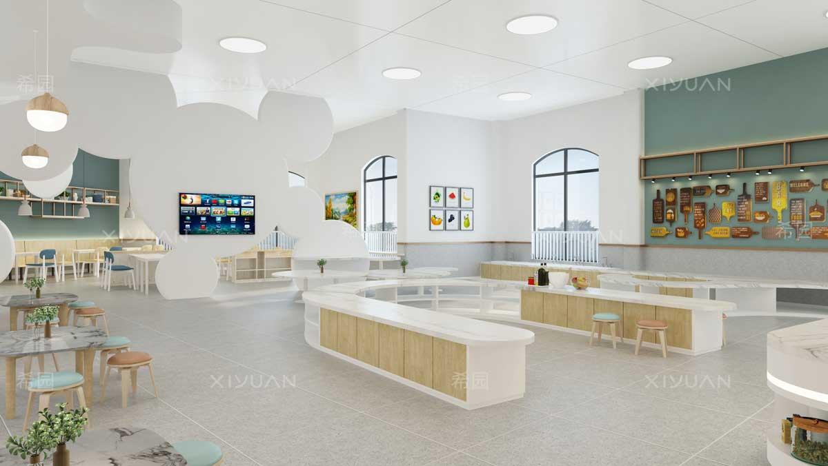 幼儿园主题教室设计