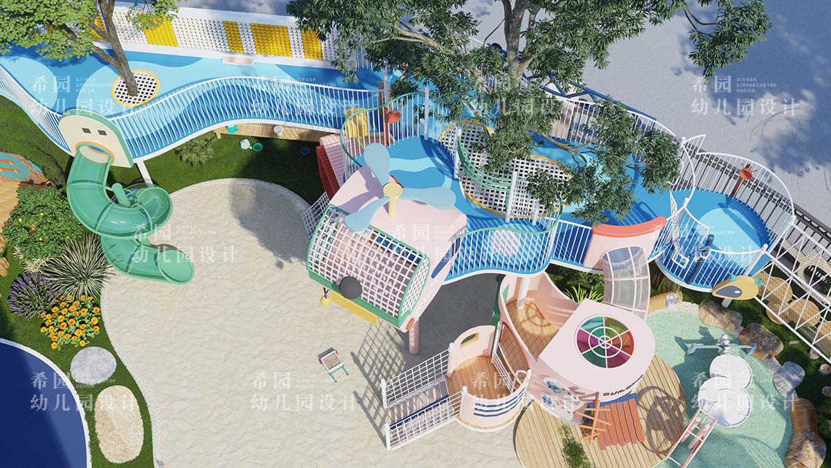 高端幼儿园的五大设计要求