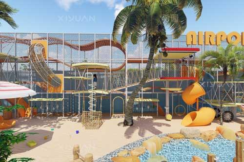 儿童主题乐园不同设计方案,这几种孩子家长都认可