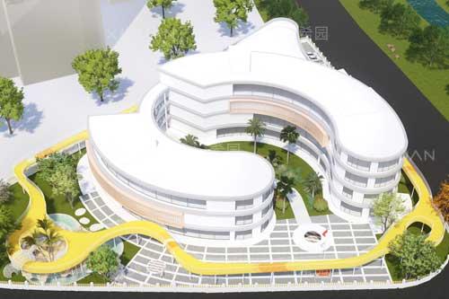 胜利路幼儿园建筑设计