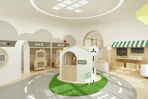 幼儿园室内设计如何保障孩子的安全