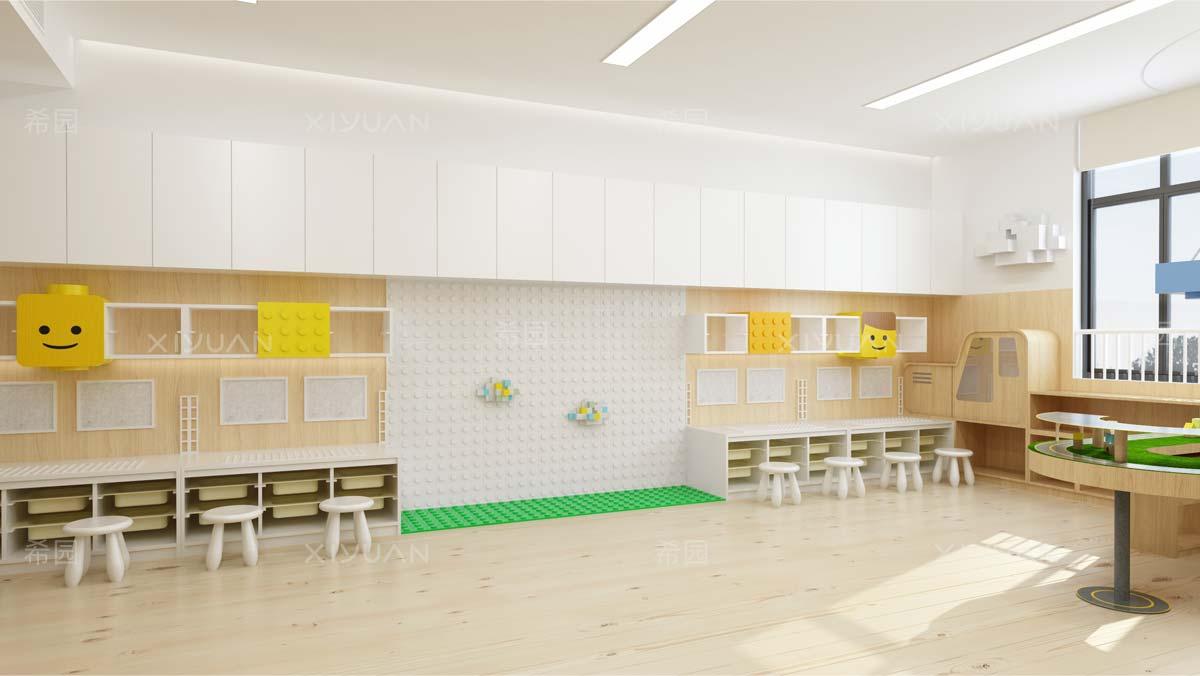 幼儿园游戏设计