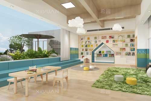 国内传统幼儿园室内设计风格要点