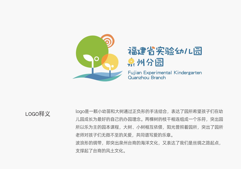 幼儿园logo释义