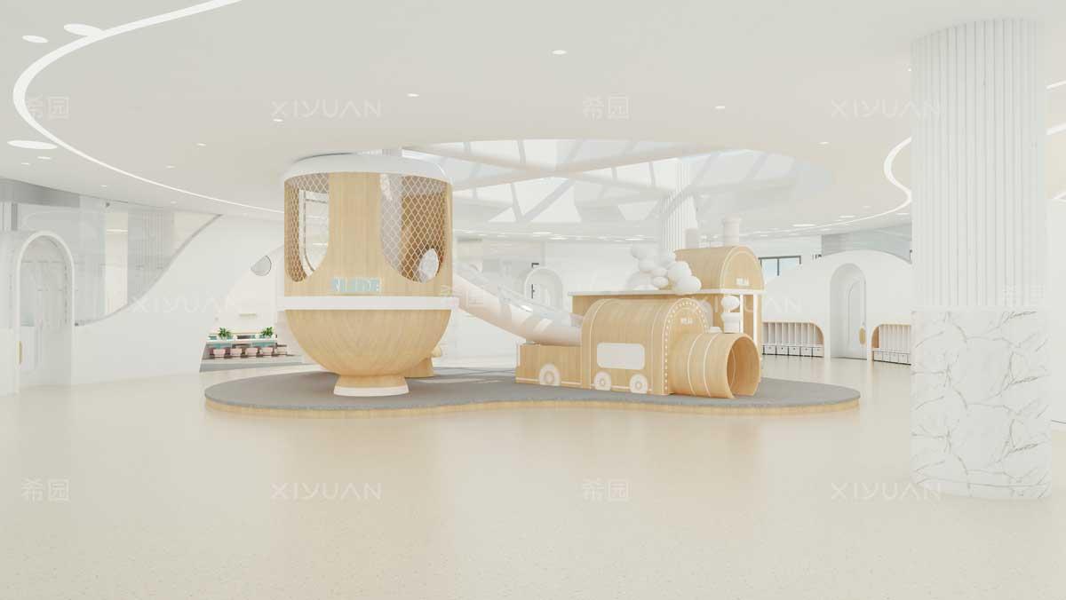 高端幼儿园设计
