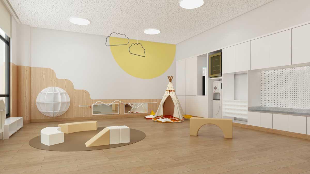 幼儿园亲子乐园设计