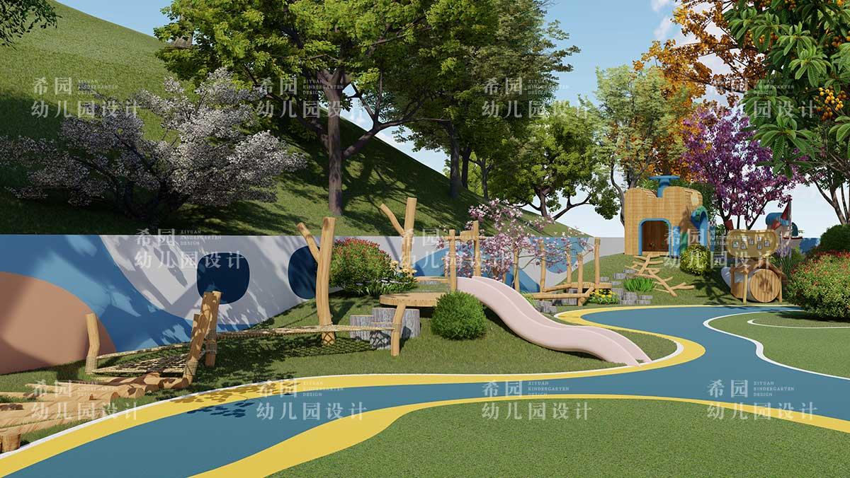 幼儿园空间设计