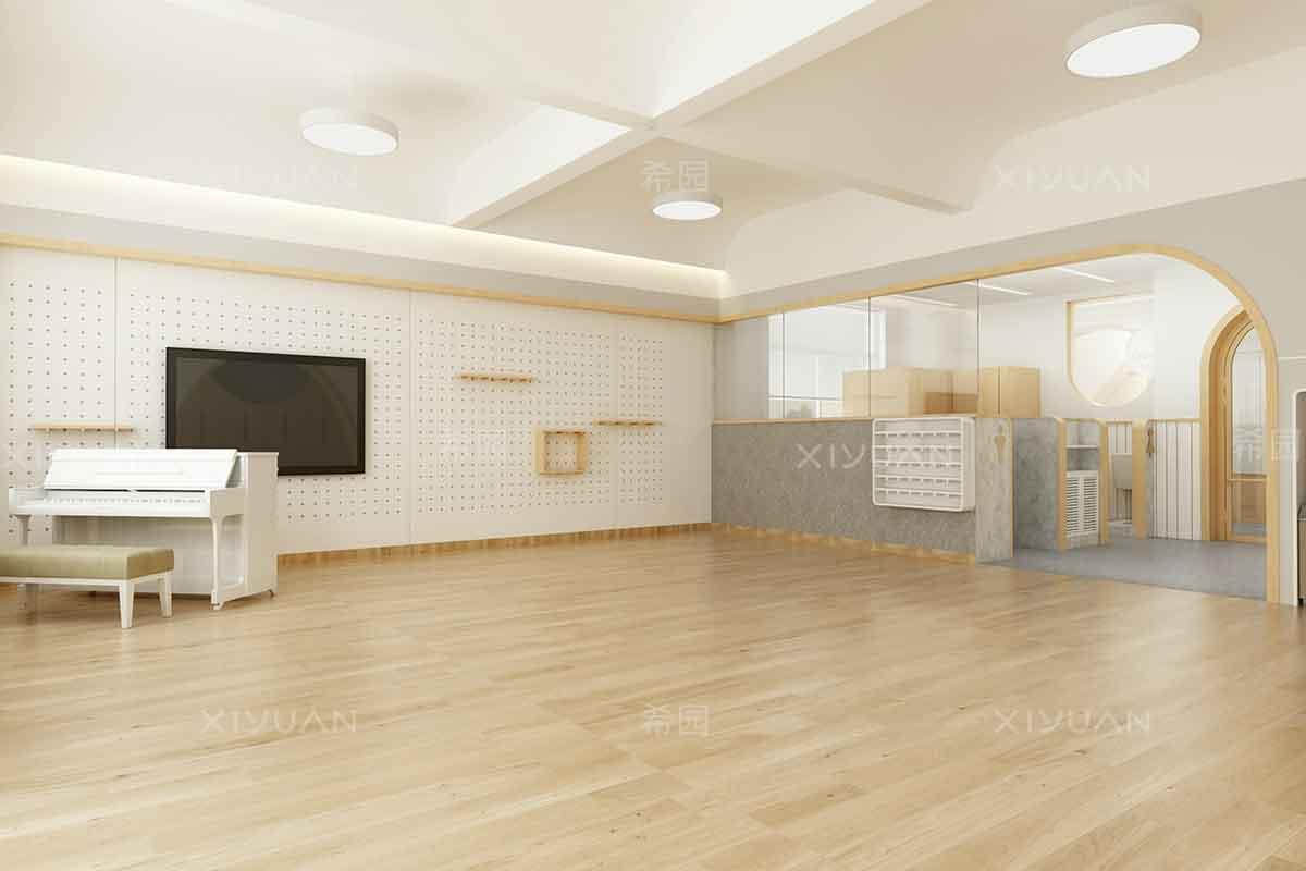 幼儿园活动室设计